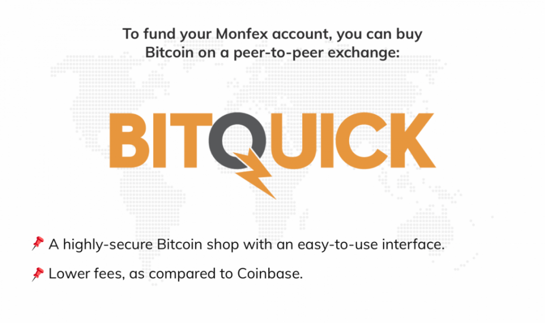 How To Buy Bitcoin Monfex -